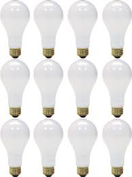 150 watt light fixture ge lighting soft white 3 way 97494 50 100 150 watt 2155 lumen a21