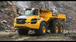 volvo dump truck volvo dump truck a45g price manual heavyequipments in