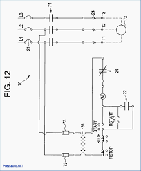 diagram of a magnetic starter reversing motor wiring for square d