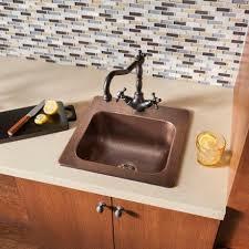 Styles Of Kitchen Sinks by Best 25 Copper Kitchen Sinks Ideas On Pinterest Copper Sinks