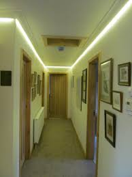 lighting ideas hanging hallway lighting with modern drum shade