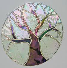 tree of stained glass pattern search stained glass