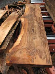 spalted figured maple live edge slabs for sale at andy s wood barn