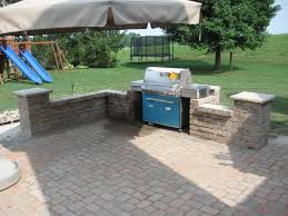 endearing paver patio designs how to build a raised paver patio