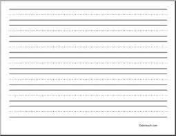 printable lined paper with dotted midline primary school writing paper gidiye redformapolitica co