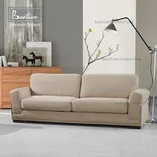 Nicoletti Italian Leather Sofa European Style Modern Italian Full - Full leather sofas