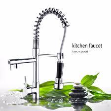 online get cheap kitchen faucet spring neck aliexpress com