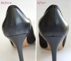 How To Fix Scratched Leather Sofa Shoes And Bags How To Fix Scuffs On Leather Lollipuff