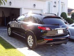 2004 infiniti fx35 information and photos momentcar