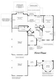 cul de sac floor plans lenah mill the executives the columbia ii home design