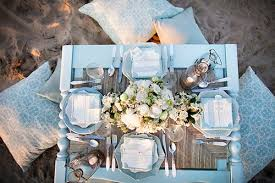 Fancy Place Setting Design Darling Not Your Average Picnic