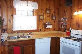 painting knotty pine kitchen cabinets white knotty pine kitchen