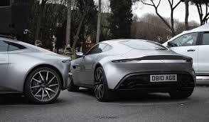 Aston Martin Db10 James Bond S Car From Spectre Aston Martin Db10 For New James Bond U0027spectre U0027 Movie 2048x1193