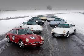 generation porsche 911 porsche 911 at 50 seven generations of 911 autocar co uk