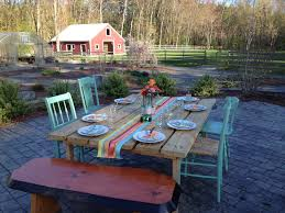 backyard rehearsal dinner table setting 101 rustic wedding chic