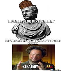 Hannibal Meme - hannibal the great by azkani meme center