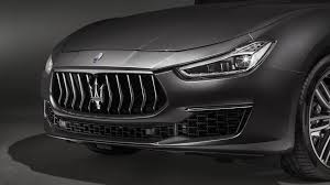 new maserati back ghibli