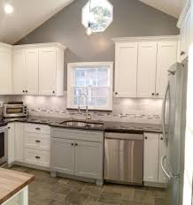 gray cabinet kitchens painted white kitchen cabinets