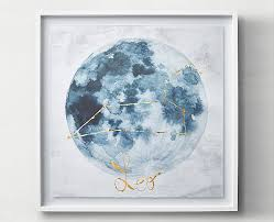 Planet Gold Decor Celestial Nursery Decor Project Nursery