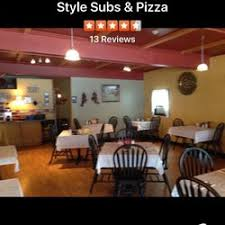 country style end table ls taylor s country style subs pizza closed 14 reviews pizza