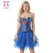 Halloween Costumes Womens Superheroes Cheap Women Superhero Costumes Aliexpress