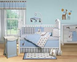 Blue And Green Crib Bedding Sets Beautiful And Comfortable Bedding Sets For Baby Nursery Crib