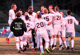 richmond downs buckfield in d south boys soccer lewiston