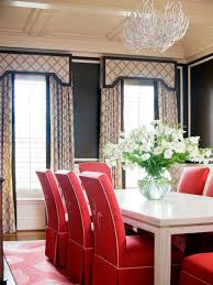 home decor red preppy design style hgtv