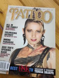 northwest news canyon webb featured in tattoo magazine off the