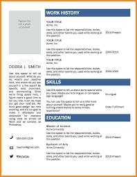 templates en word 2007 6 curriculum vitae template word 2007 odr2017