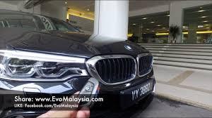 Bahasa Malaysia 2017 Bmw 530i M Sport Pandu Uji Di Evo Malaysia