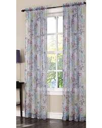 Holiday Deal On Easy Care Fabric Sheer Curtains 40 X 63 Inch
