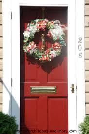 decorative front door wreaths perfect year round