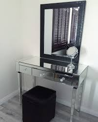 furniture cool makeup vanity table with drawers mirror dressing