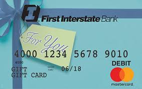 gift debit cards prepaid debit cards interstate bank