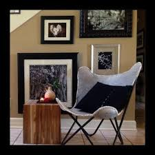 Black Butterfly Chair Roost Estancia Butterfly Chair Linen U2013 Modish Store