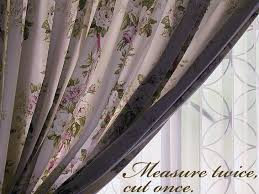 How To Calculate Curtain Yardage How To Measure For Curtains Sew4home