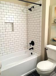Subway Tile Bathroom Subway Tile Bathroomsubway Bathroom Glass Ideas White Tiled