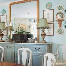Light Blue Dining Room Shabby Chic Dining Room Photos Hgtv