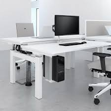 Height Adjustable Desks by Progress Sit Stand Desk City Office Furniture