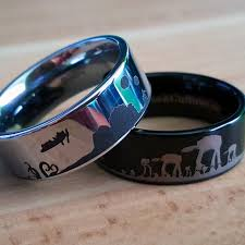 wars wedding bands gallery