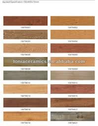 wooden finish non slip vitrified tiles for bathroom view floor
