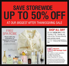 herberger s weekly ad after thanksgiving sale nov 15 2015