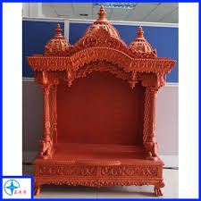 Home Temple Decoration by Hindu Fiberglass Pooja Mandir Buy Pooja Mandir Indian Pooja