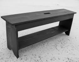 Entryway Bench Furniture Storage Bench Etsy