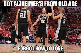Spurs Meme - drive for five the san antonio spurs geeking it real