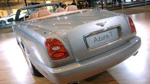bentley azure convertible bentley azure convertible replacement to be based on mulsanne
