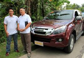 isuzu dmax 2015 isuzu d max runs 2 191km on one full tank gadgets magazine