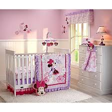 Mickey And Minnie Crib Bedding Disney Baby Butterfly Dreams Crib Bedding Collection Buybuy Baby