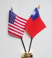 Dominican Republic Flag Patch United States Of America U0026 Republic Of China Taiwan Friendship